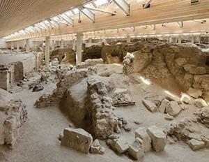 PYRGOS PREHISTORIC MUSEUM