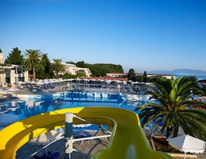 RODA BEACH RESORT CORFU